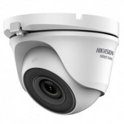 Cámara de vigilancia Hikvision para exterior 1080p, de 2.8 mm + IR 20m
