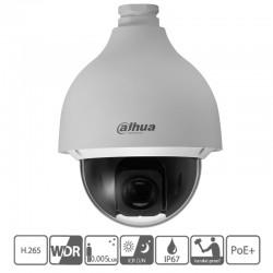 Cámara de vigilancia IP motorizada de 2 mpx, zoom 25X y 350°/seg