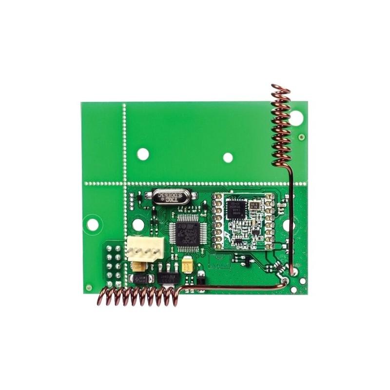 Módulo de integración de dispositivos Ajax con alarmas cableadas UART