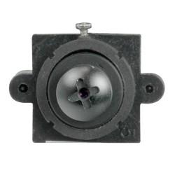 Mini cámara espía oculta en tornillo. 480 líneas 1.0 Lux a color