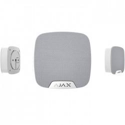 Sirena para interior inalámbrica para alarmas Ajax con 97 dB y con Led