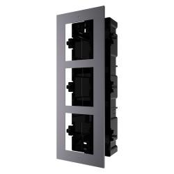 Panel/caja de registro encastrada para módulos de videoporteros Safire