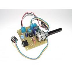 Amplificador stereo de walkman 2W