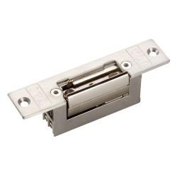 Abrepuertas eléctrico para puerta sencilla con apertura Fail Secure