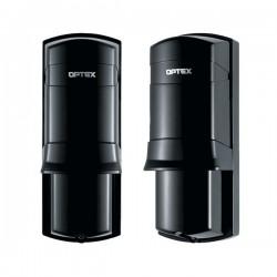 Barrera infrarroja Optex de 60 m para exterior y 120 m en interiores