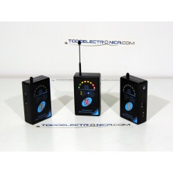 Detector profesional de localizadores GPS