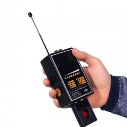 Detector profesional por RF de cámaras espía y micrófonos ocultos