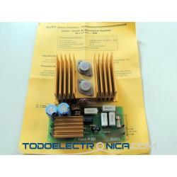 Kit de fuente de alimentación regulada 10 a 14V