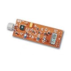Kit receptor ultrasónico con enclavamiento
