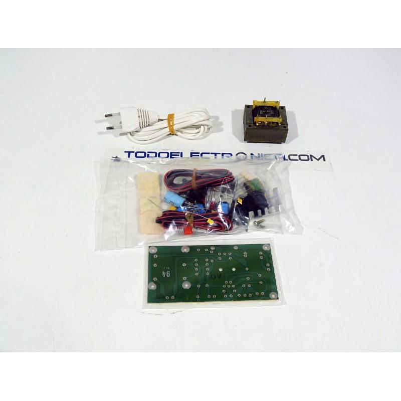 Kit amplificador para sonorización, 25W de potencia