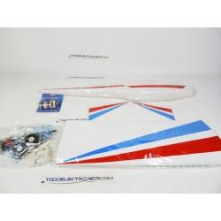 Avioneta Teledirigida Maxx Trainer EP500 con 3 canales de comunicación