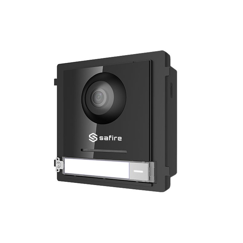 Videoportero IP 2 hilos Safire para exterior, cámara de 2MPx, audio y visión nocturna