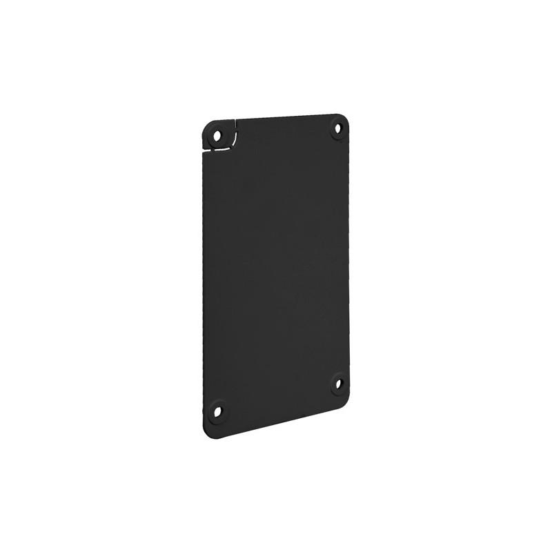 Soporte de repuesto negro para teclado inalámbrico Ajax (AJ-KEYPAD-B)