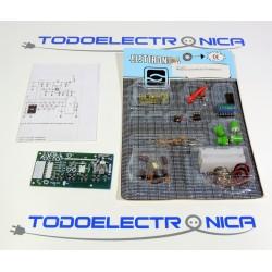 Kit para montar un mando a distancia con la función de transmisor