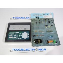 Kit para montar un mando a distancia (Receptor) con placa incluida