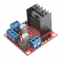 Módulo de control para control paso-paso L298N dual puente H DC