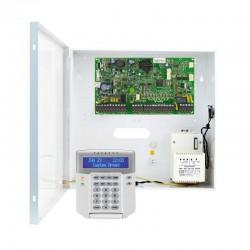Kit BASICO nº1 alarma cableada Paradox Digiplex EVO Grado Seguridad III, teclado