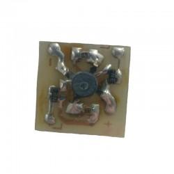 Flasher alternante para pequeñas lamparas 6-12 V/DC