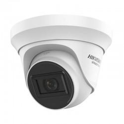 Cámara de vigilancia Hikvision exterior de 8 mpx, 2.8mm con IR de 40m