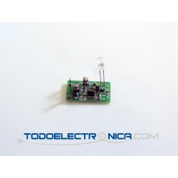 Kit para montar un Microtrobo light (SMD)