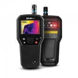 Medidor de humedad termográfico FLIR MR277, IR 160x120, con IGM y láser