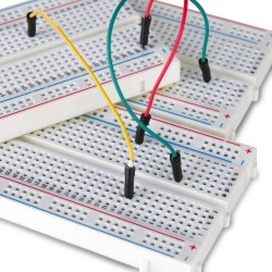 Placa board 420 puntos para prototipos y practicas de electronica