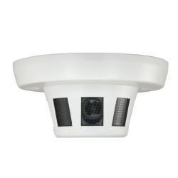 Cámara espía oculta en detector de humos 1080p PRO 2.12 Mpx Lente 3.6 mm