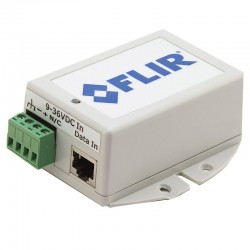 Inyector PoE para cámara de inspección térmica Flir AX8 12/24V