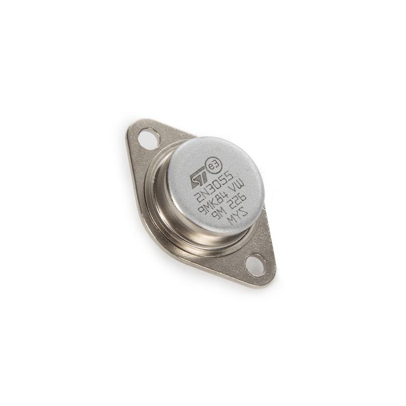 SI TRANSISTOR EPITAXIAL 70V-15A TO3