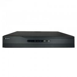 Videograbador NVR Safire de 32 canales hasta 12 mpx con 24 puertos PoE