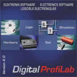Software Digital Profilab para desarrollo de circuitos electrónicos