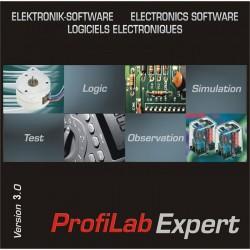 Software Profilab Expert 3.0 para medición y control de circuitos y aplicaciones