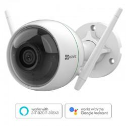Cámara de vigilancia WiFi exterior de 2mpx/2.8mm con micro e IR de 30m