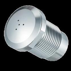 Micrófono omnidireccional encastrable  apto para exterior con RCA