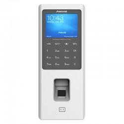 Control de acceso y presencia biométrico por huella, tarjeta y teclado