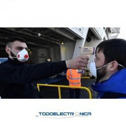 Termómetro profesional sin contacto certificado contra el COVID-19