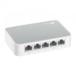 Switch TP-LINK de sobremesa con 5 puertos RJ-45 de 10/100 Mbps