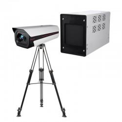 Sistema de cámara y blackbody para medición de temperatura corporal