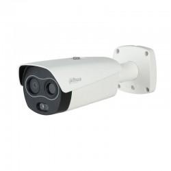 Cámara térmica Dahua tipo bullet 2Mpx, IR 400x300 apta para exterior