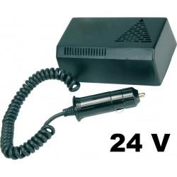 Ozonizador para vehículos (24V) 6mg por hora y 4W - Generador ozono para coche