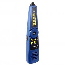 Comprobador CCTV (HDTVI, HDCVI, AHD, CVBS e IP) hasta 4K con batería