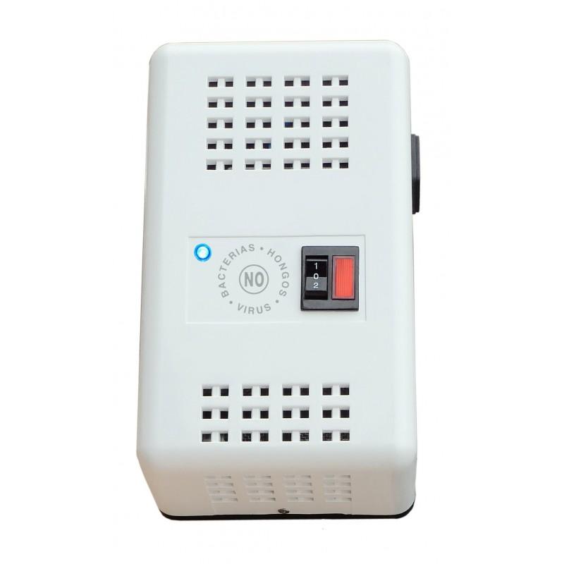 Ozonizador de aire K-100 para interior con 2 potencias (blanco)