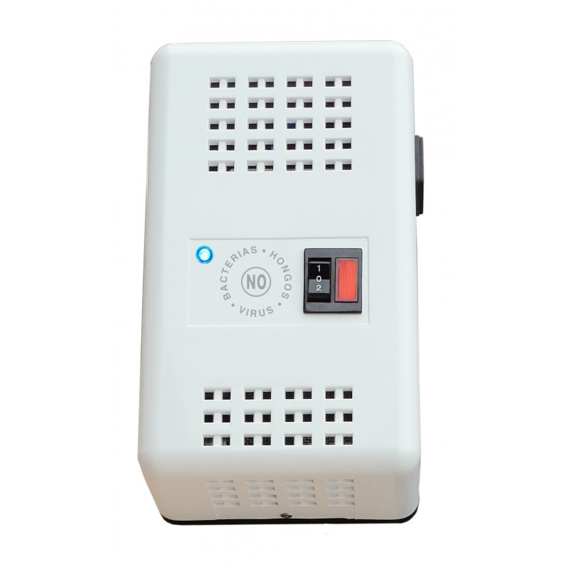 Ozonizador de aire para interior con 2 potencias 60mg por hora / 4W