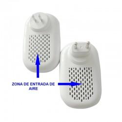 Ozonizador doméstico temporizado 70 mg por hora / 5W - Generador de ozono