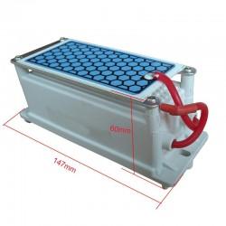 Placa cerámica generadora de ozono 5mg/h con salida 220V