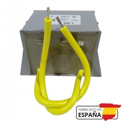 Transformador para lamparas Ozono 3.350V