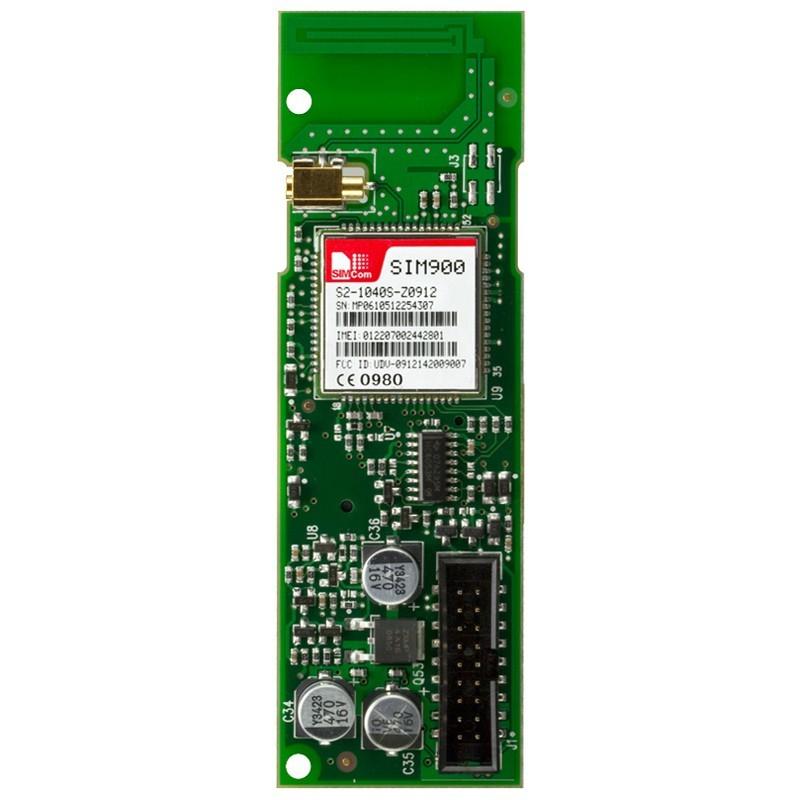 Módulo de comunicación GPRS/GSM/SMS para la central MG6250