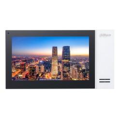 """Monitor para videoportero IP Dahua con pantalla de 7"""" para interior"""