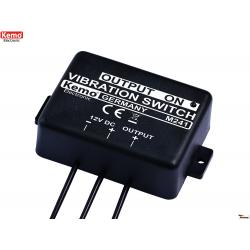 Interruptor de vibración para desconectar dispositivos de 12V por vibración
