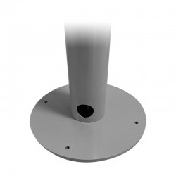 Soporte de pie compatible con control de accesos FACE-TEMP-T de 1122mm
